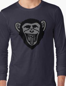 50 Shades of Chimp Long Sleeve T-Shirt