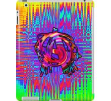 Rainbow anarchy iPad Case/Skin