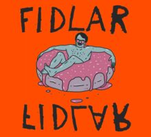 fidlar band Kids Tee