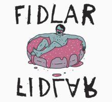 fidlar band Kids Tee