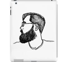 Portrait Two (Years Later) iPad Case/Skin