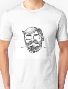 Portrait One Unisex T-Shirt