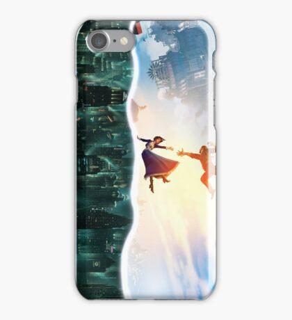 Bioshock Two Worlds Collide iPhone Case/Skin