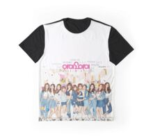 Produce 101 I.O.I - Chrysalis Graphic T-Shirt