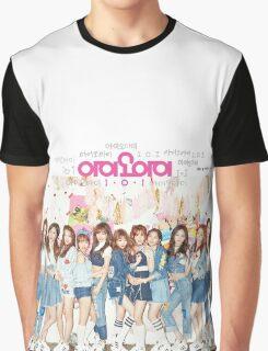 Produce 101 I.O.I - Chrysalis Graphic T-Shirt