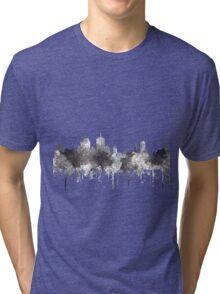 Quebec City, Quebec, Canada Skylines Tri-blend T-Shirt