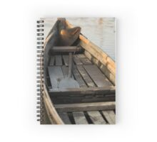 Water Taxi Spiral Notebook