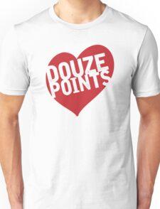 Eurovision - Douze Points Unisex T-Shirt