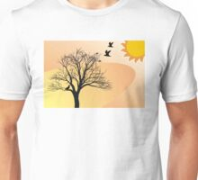 Desert Drawing Products Unisex T-Shirt