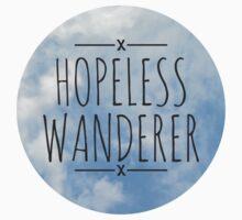 Hopeless Wanderer Baby Tee