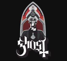 Papa Emeritus (Ghost) One Piece - Short Sleeve