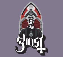 Papa Emeritus (Ghost) Kids Tee