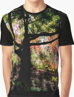 The Enchanted Wood Graphic T-Shirt