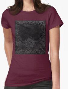 Tribal Edging Book Cover Dark T-Shirt