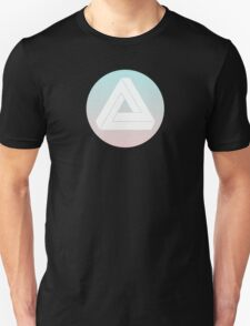 Infinite Triangle Vaporwave T-Shirt