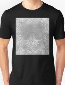 Tribal Edging Book Cover Light T-Shirt