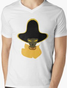 LeChuck Mens V-Neck T-Shirt
