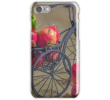 The Pomegranate and the cart iPhone Case/Skin