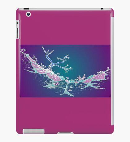 Magic Valley Luminous Night Design iPad Case/Skin