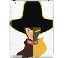 LeChuck Human vs Undead iPad Case/Skin