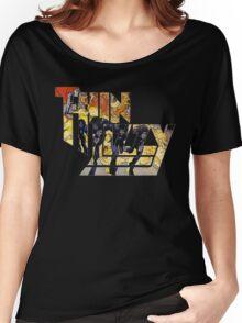 TIN LIZZY JAILBREAK Women's Relaxed Fit T-Shirt