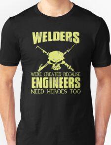 WELDER ENGINEERS T-Shirt