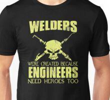 WELDER ENGINEERS Unisex T-Shirt