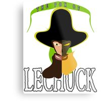The Pox of LeChuck Metal Print