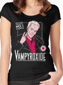 Vampyroxide (Comic Version) Women's Fitted Scoop T-Shirt