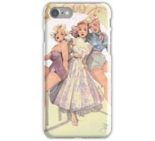 how to marry a millionaire iPhone Case/Skin