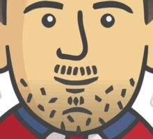 Koke [Atletico Madrid 2015] Sticker