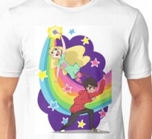 Star Butterfly and Marco Diaz Unisex T-Shirt