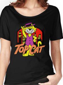 TOP CAT Women's Relaxed Fit T-Shirt