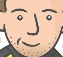Marco Reus [Borussia Dortmund 2015] Sticker