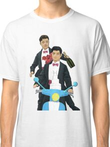 Just Married! Classic T-Shirt