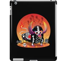 Bull of Death iPad Case/Skin