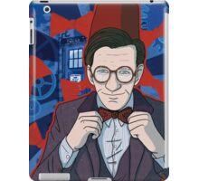 Doctor 11 iPad Case/Skin