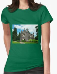 countryside church Womens Fitted T-Shirt