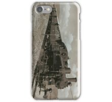 Steam Locomotive Railway Vintage iPhone Case/Skin
