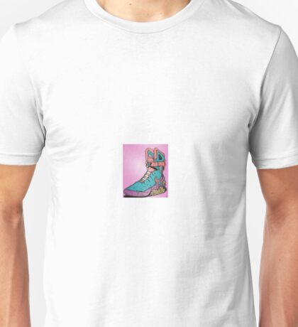Nike air mag street fashion shoe cool  Unisex T-Shirt