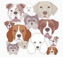 Dog Lover Kids Tee