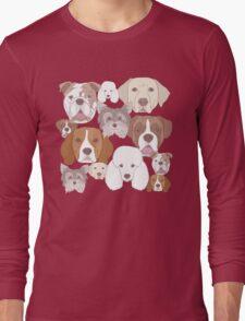 Dog Lover Long Sleeve T-Shirt