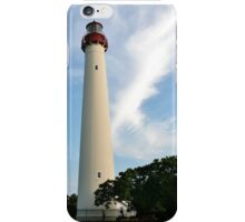 Cape May, New Jersey, Lighthouse iPhone Case/Skin