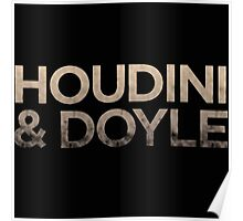 Houdini and Doyle Tv Series Poster