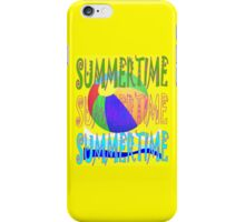 Summer Holidays iPhone Case/Skin