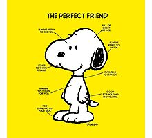 THE PERFECT FRIEND Photographic Print