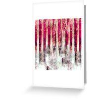 abstract 5/16 Greeting Card
