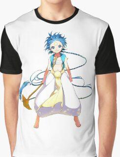 Aladdin magi Graphic T-Shirt