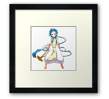 Aladdin magi Framed Print