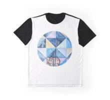 Art Beneath Our Feet - Mykonos Graphic T-Shirt